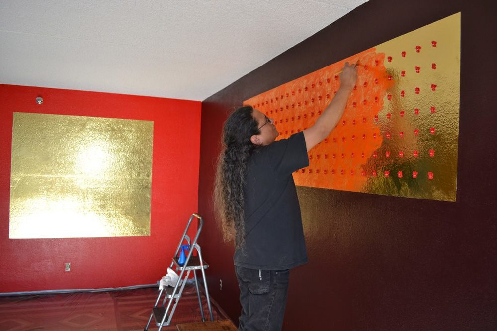 Prayer Painting Painting Begins w Orange.jpg