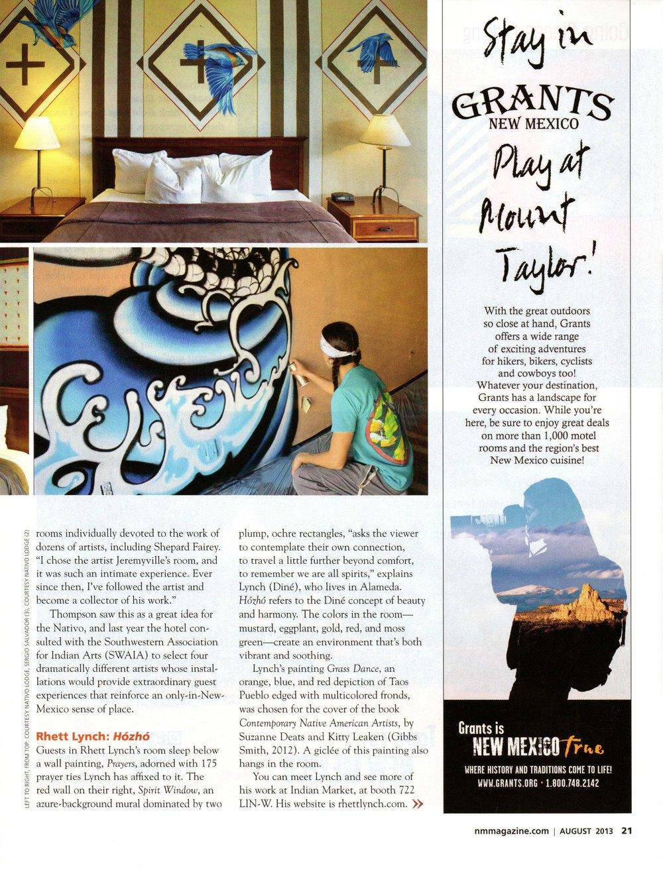 New Mexico Magazine August 2013 p.21.jpg