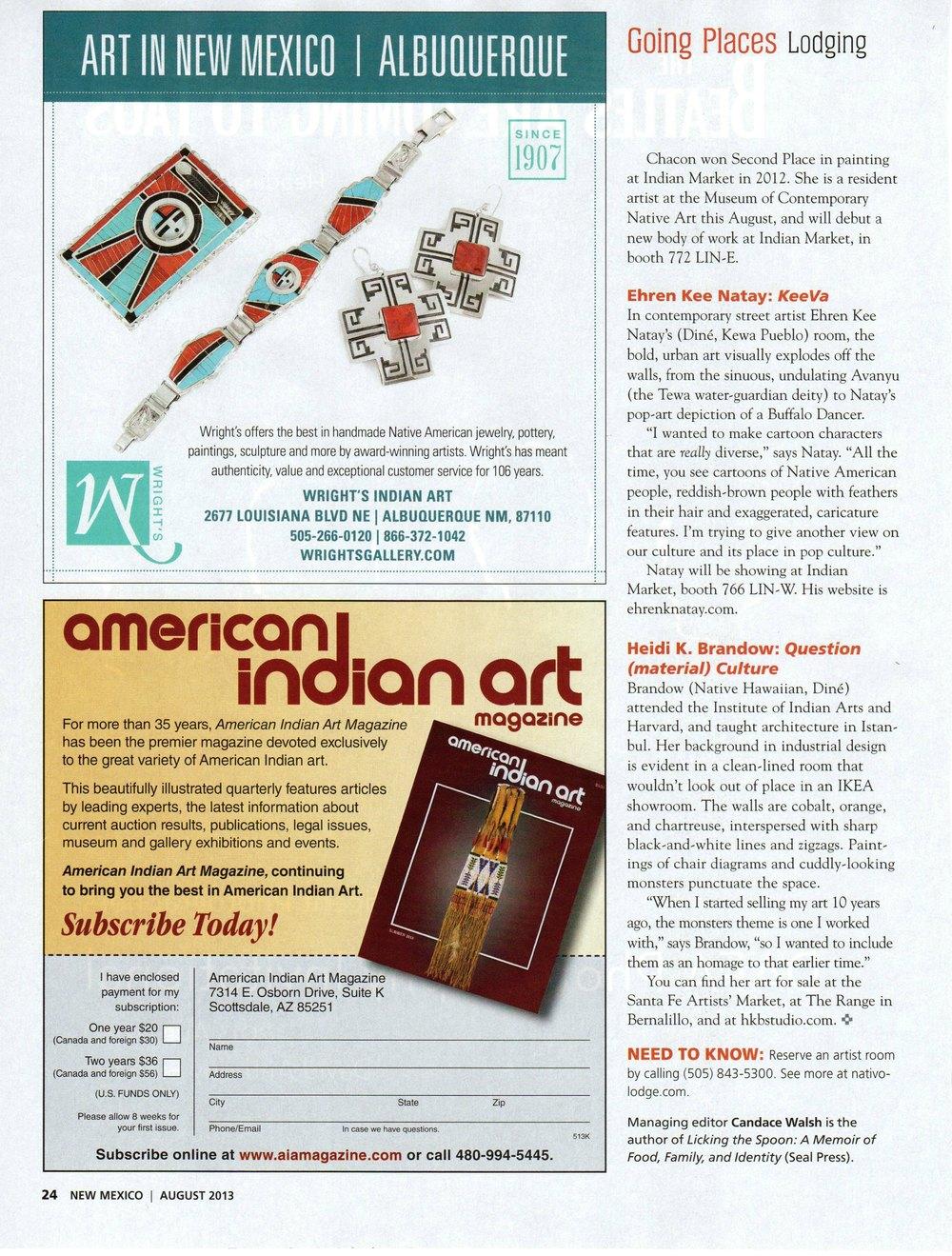 New Mexico Magazine August 2013 p.24.jpg