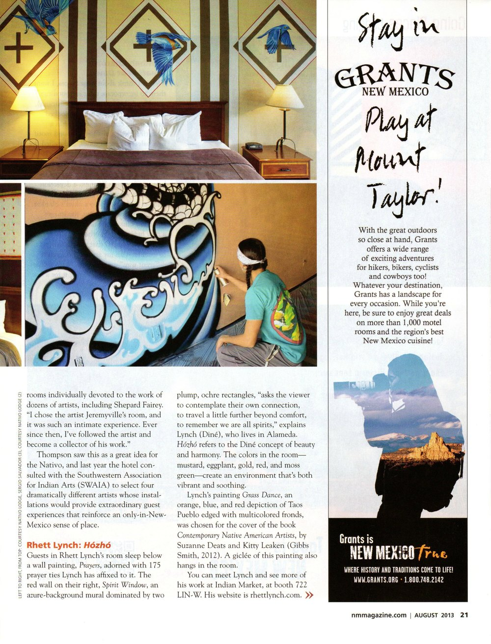 New Mexico Magazine August 2013 p.21.jpg