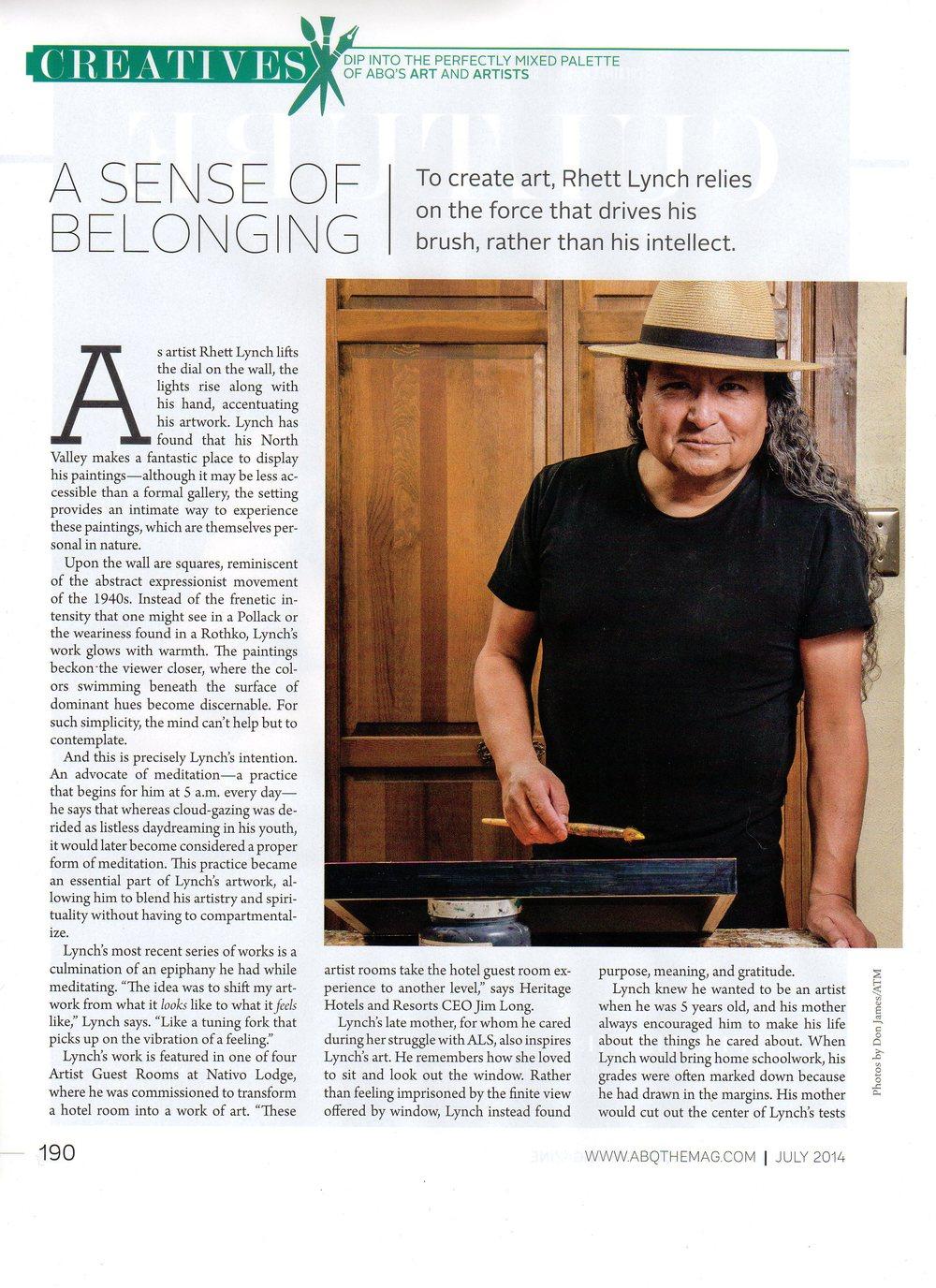 abq the magazine 2014 p190