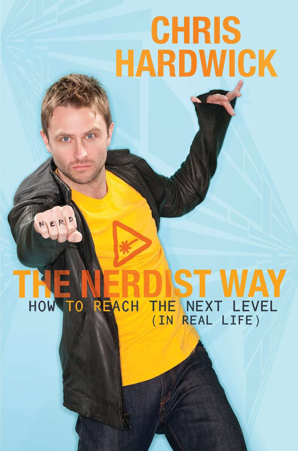 Chris(t) Hardwick, comedian, host of things, grand emperor of the Nerdist Network