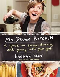 Hannah Hart, youtube personality, funny dame, drunken life coach
