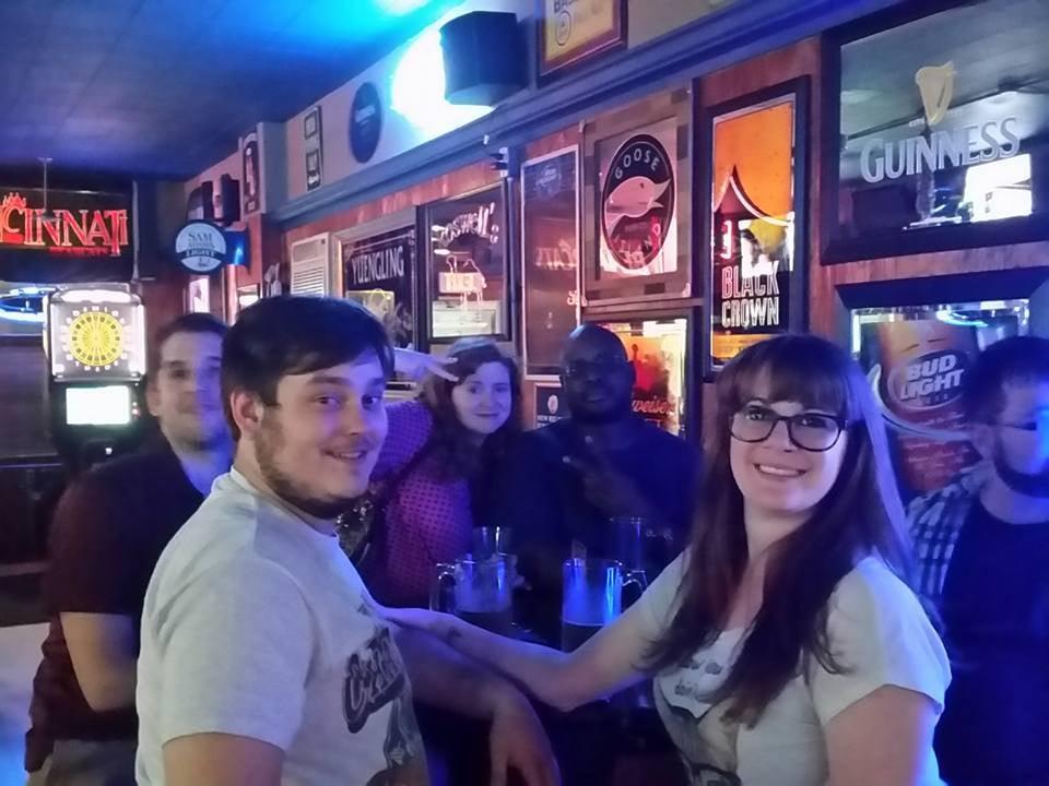 Ryan's Goodbye Party
