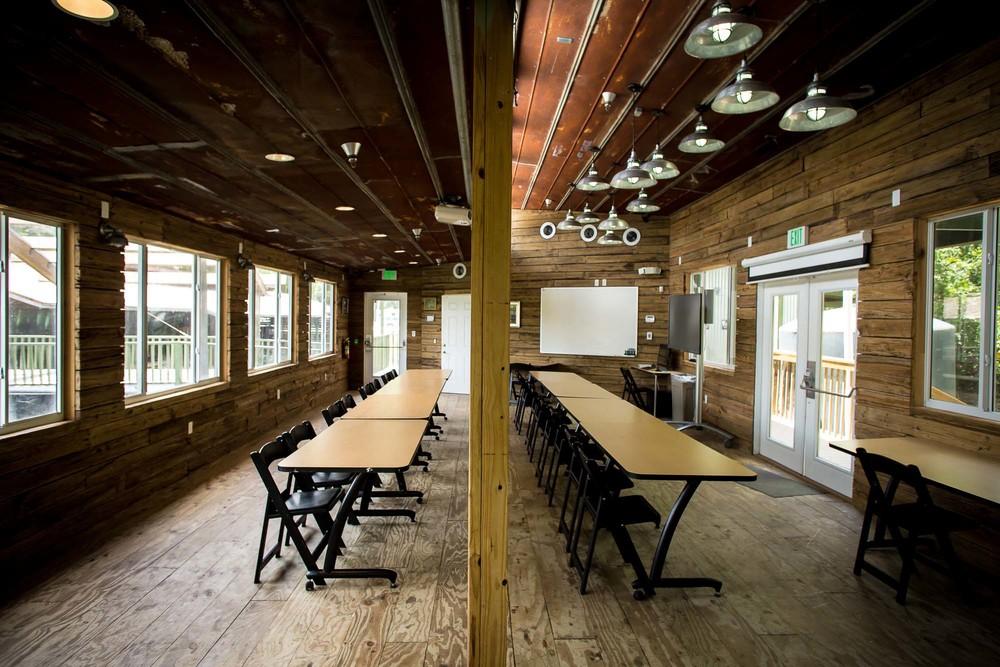 Wekiva Island Classroom Sanctuary Interior