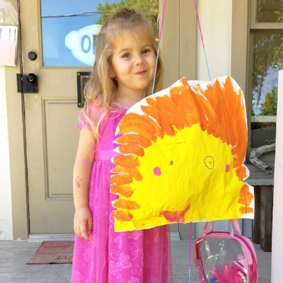 Budding Art :Ages 4-5 yrs