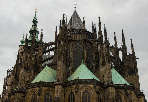 Katedrála svatého Víta (St. Vitus Cathedral)