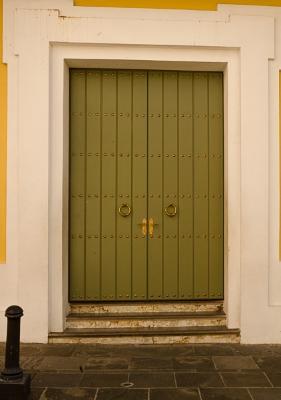 Doors of OSJ
