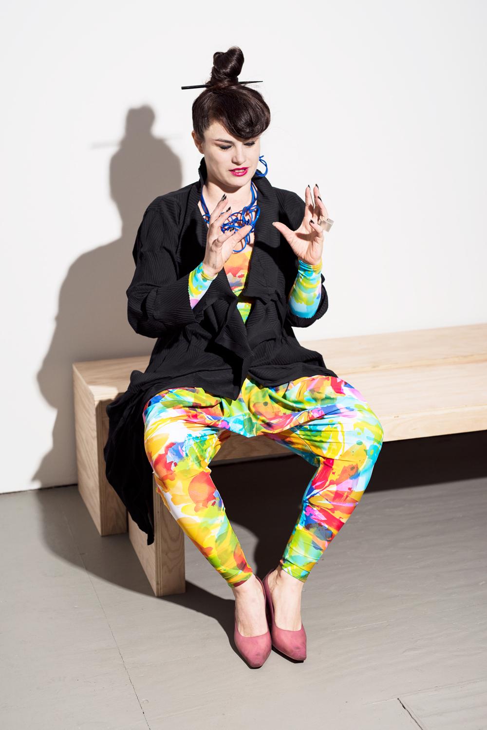 Eva Franch i Gilabert for the 2015 Design Guide, Metropolis Magazine
