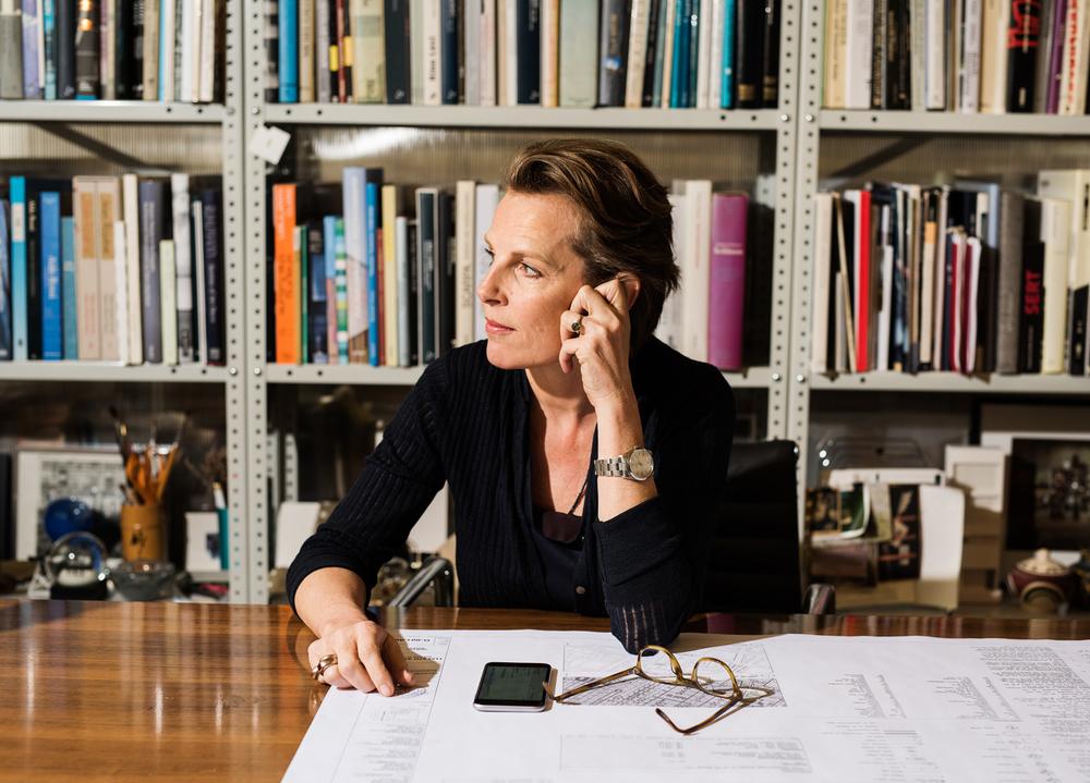 Annabelle Selldorf for the 2015 Design Guide, Metropolis Magazine