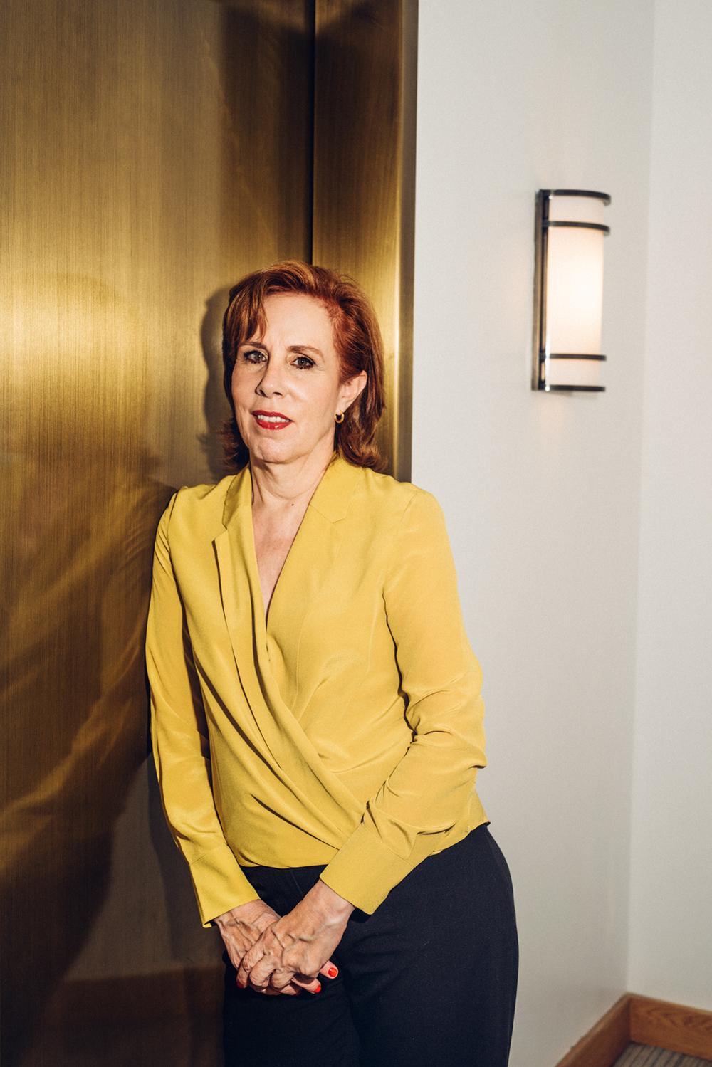 Denise Shull for Bloomberg Markets