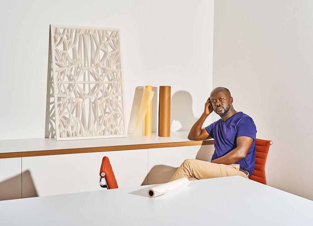 David Adjaye for WIRED