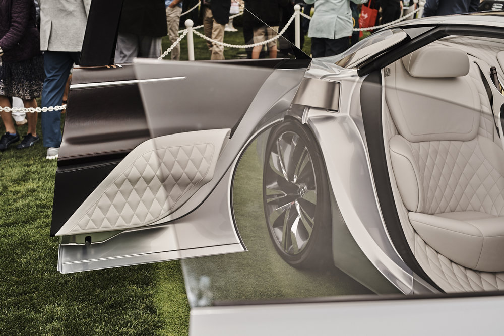 Pebble Beach Concours d'Elegance 2016 shot for WIRED