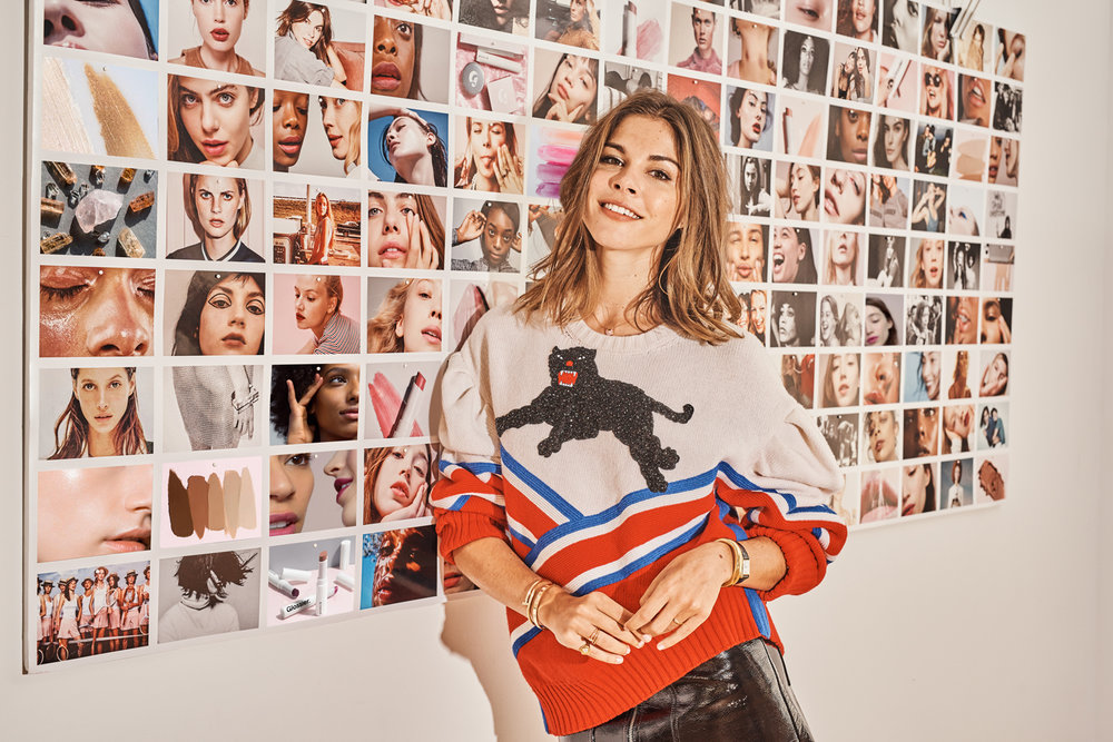 Emily Weiss, Founder & CEO of Glossier, for WIRED