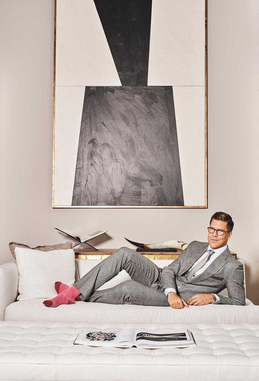Million Dollar Listing's Fredrik Eklund for WIRED