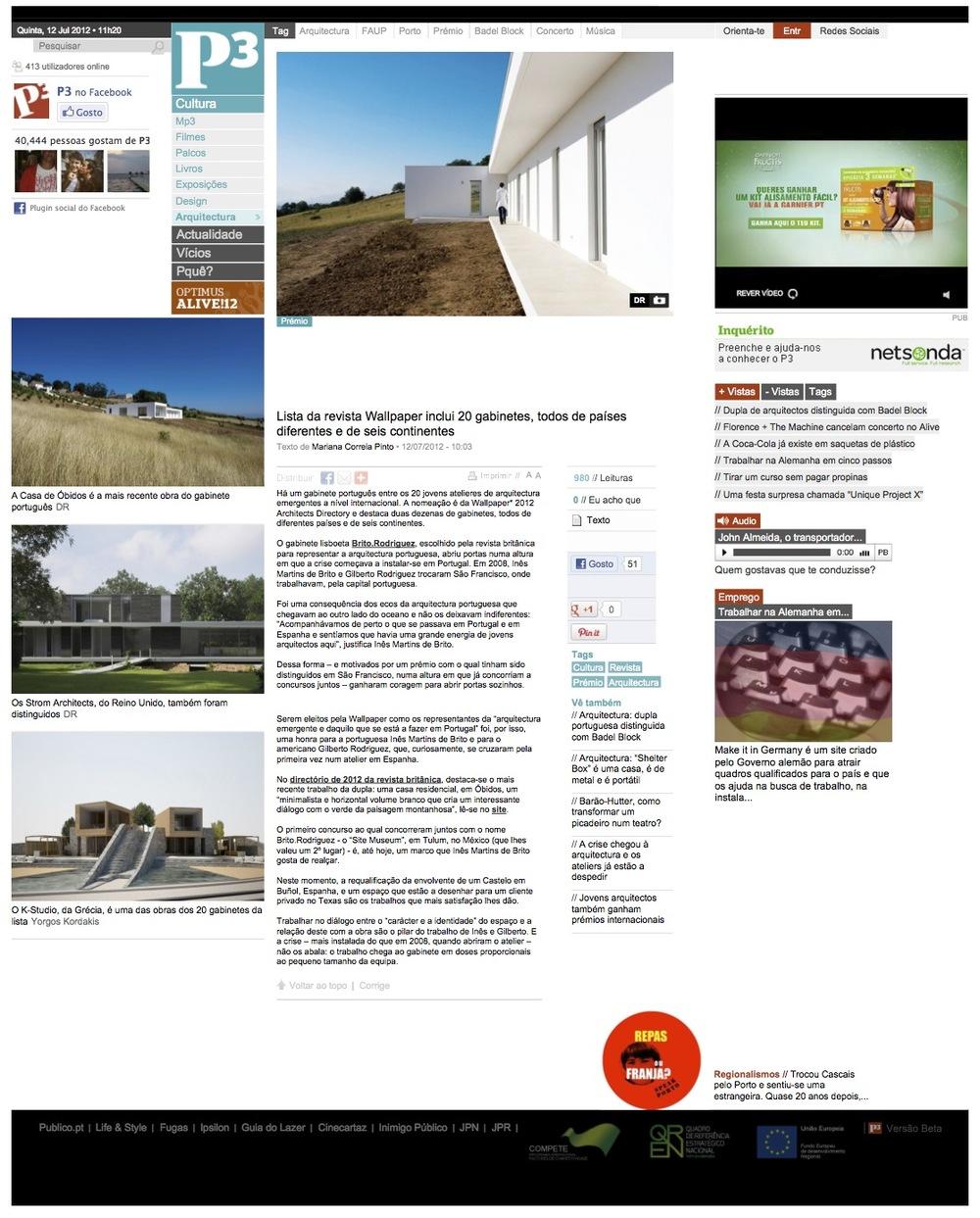 Há um atelier de arquitectura português entre os jovens gabinetes emergentes do mundo | P3.jpg