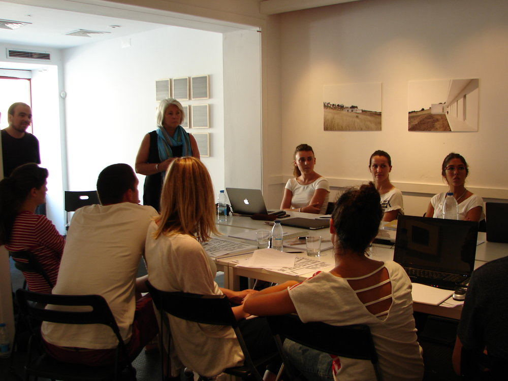 Kate Beck  .visiting artist (united states)