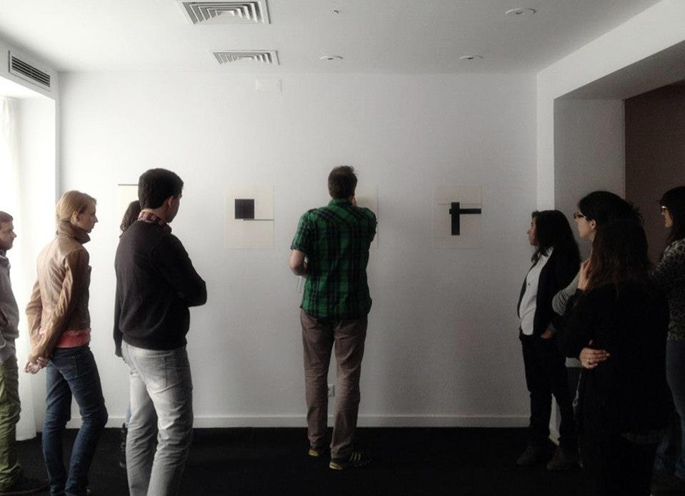Arjan Janssen  .  visiting artist (netherlands)