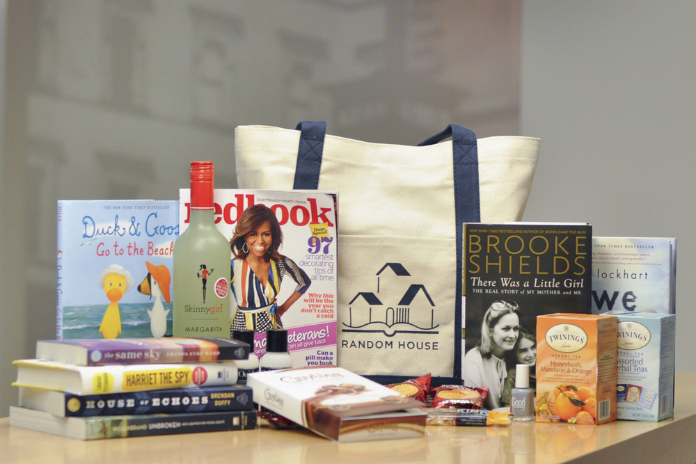 Each $60 Open House ticket includes a deluxe gift bag valued at $185!