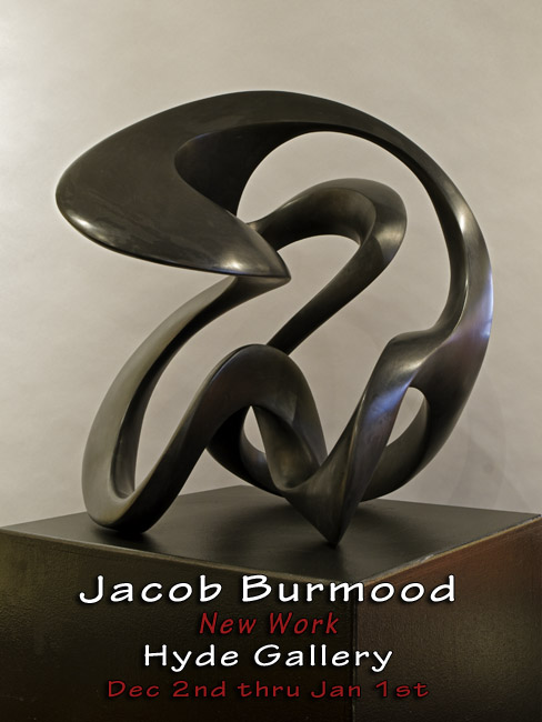 Jacob Burmood - sculpture