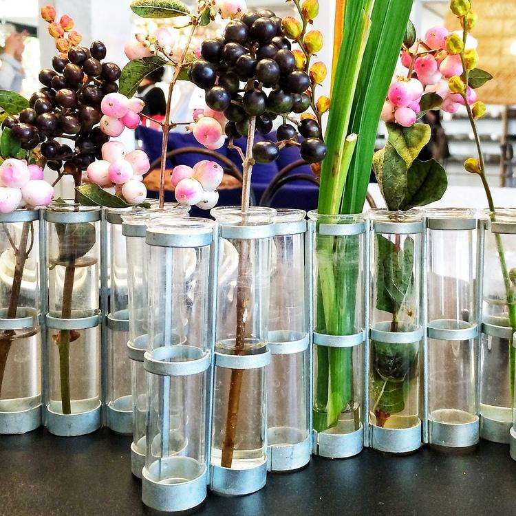 A little flower arrangement at Merci