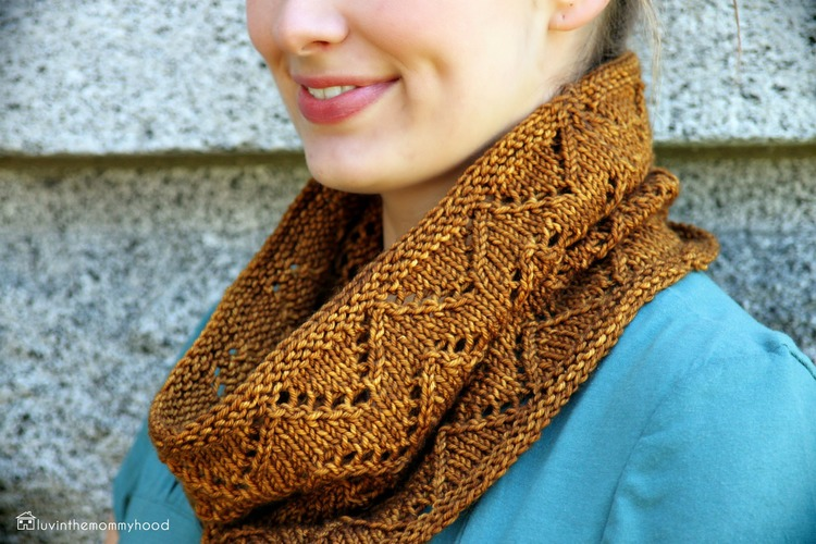 Downton Cowl Pdf Pattern Very Shannon