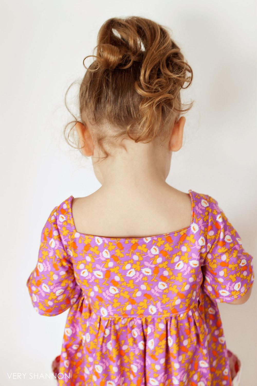38e970550671d5 Sally Dress PDF Sewing Pattern — VERY SHANNON