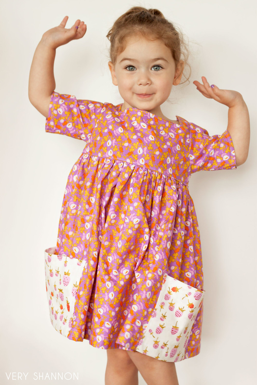 b3aac7530d37d Sally Dress PDF Sewing Pattern — VERY SHANNON