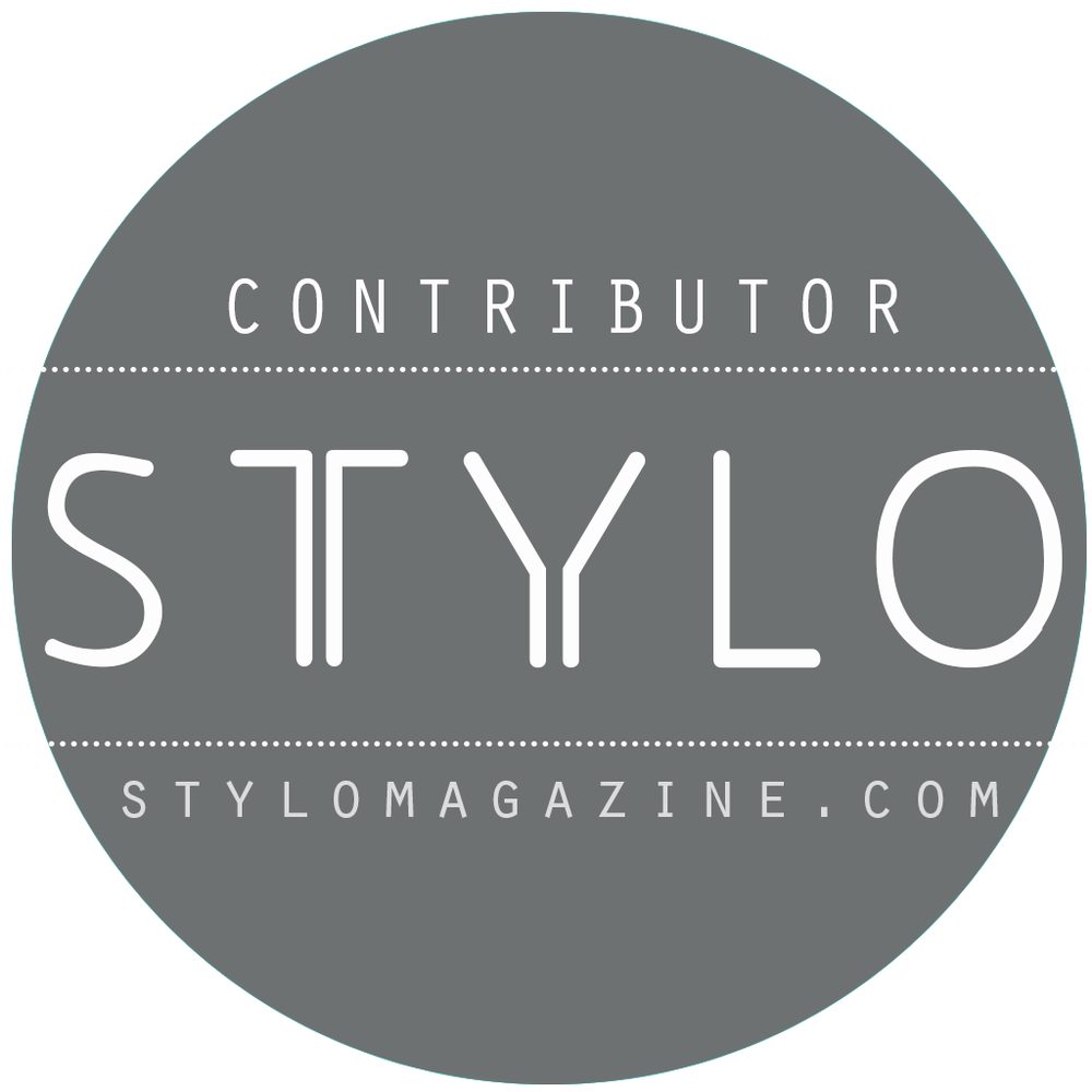 Contributor in Issue 1 and 2 of Stylo Magazine.
