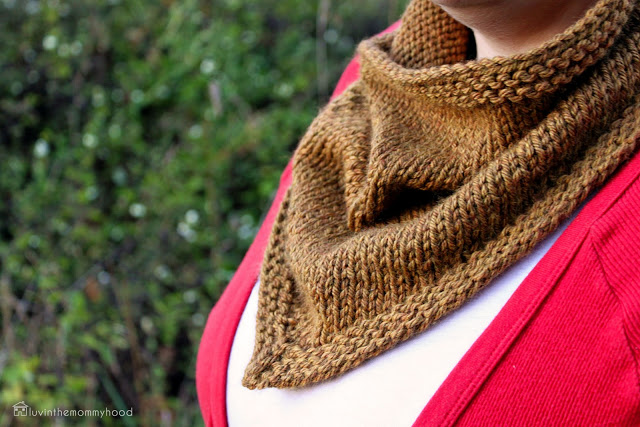 Carefree Cowl Knit Along The Bandana Cowl The Best Knot Evah