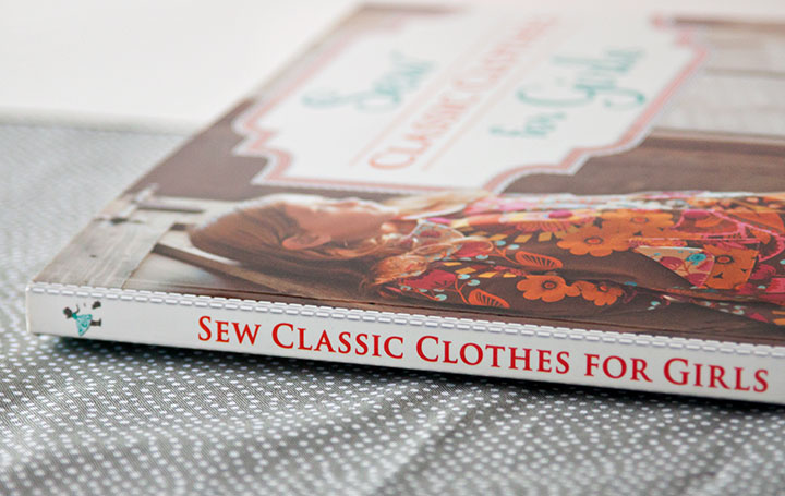 Sew Classic Clothes for Girls Book Review \\ Very Shannon