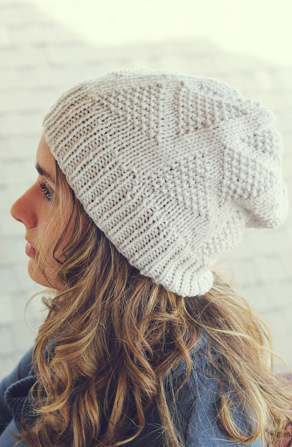 Dreiecke Hat Pattern || Very Shannon