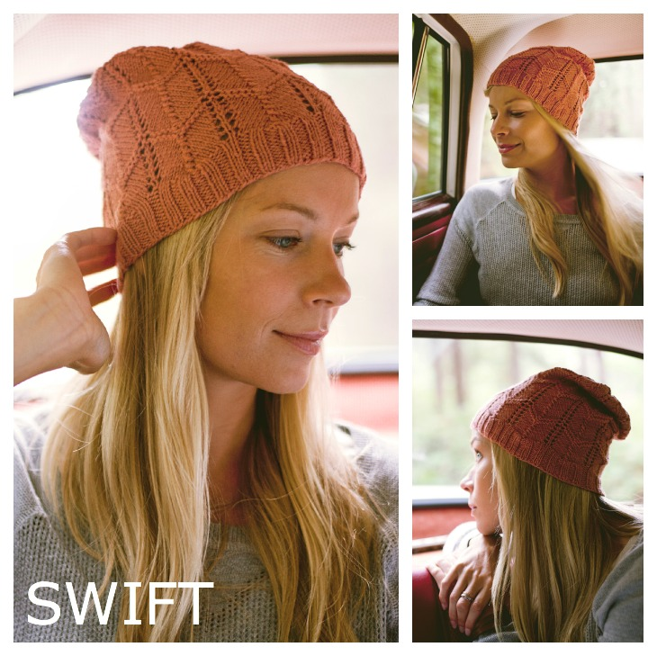 Swift Hat Pattern || Very Shannon