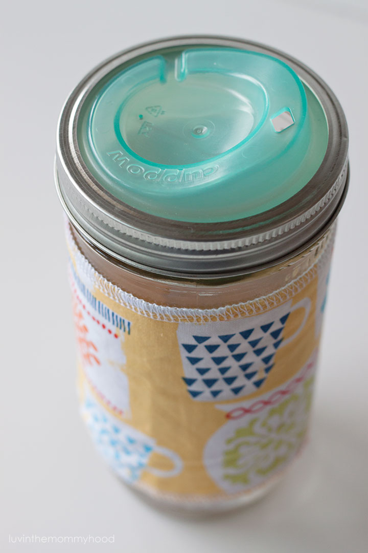 turquoise/mint cuppow on luvinthemommyhood.com