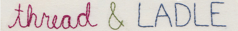 thread & ladle