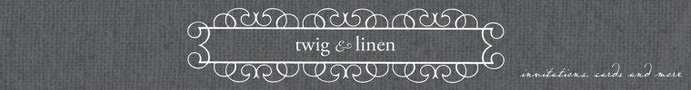 twig & linen