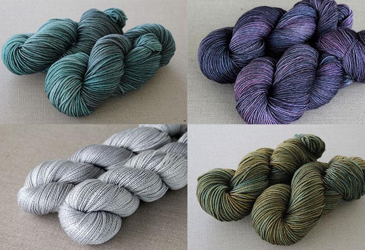 sweet fiber yarns