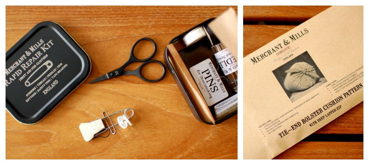 Merchant & Mills Giveaway from Warp & Weft // VeryShannon.com