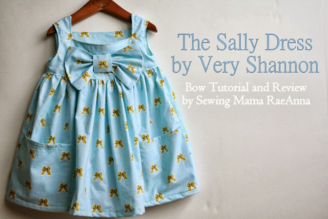 Sally Dress by Very Shannon sewn by Sewing Mama RaeAnna