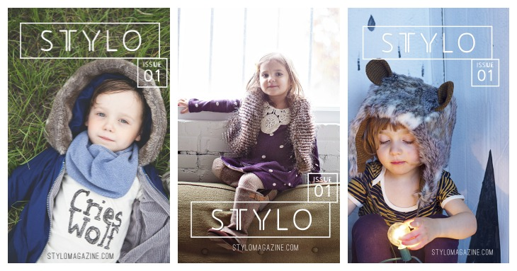 STYLO - ISSUE 01 \\ Very Shannon