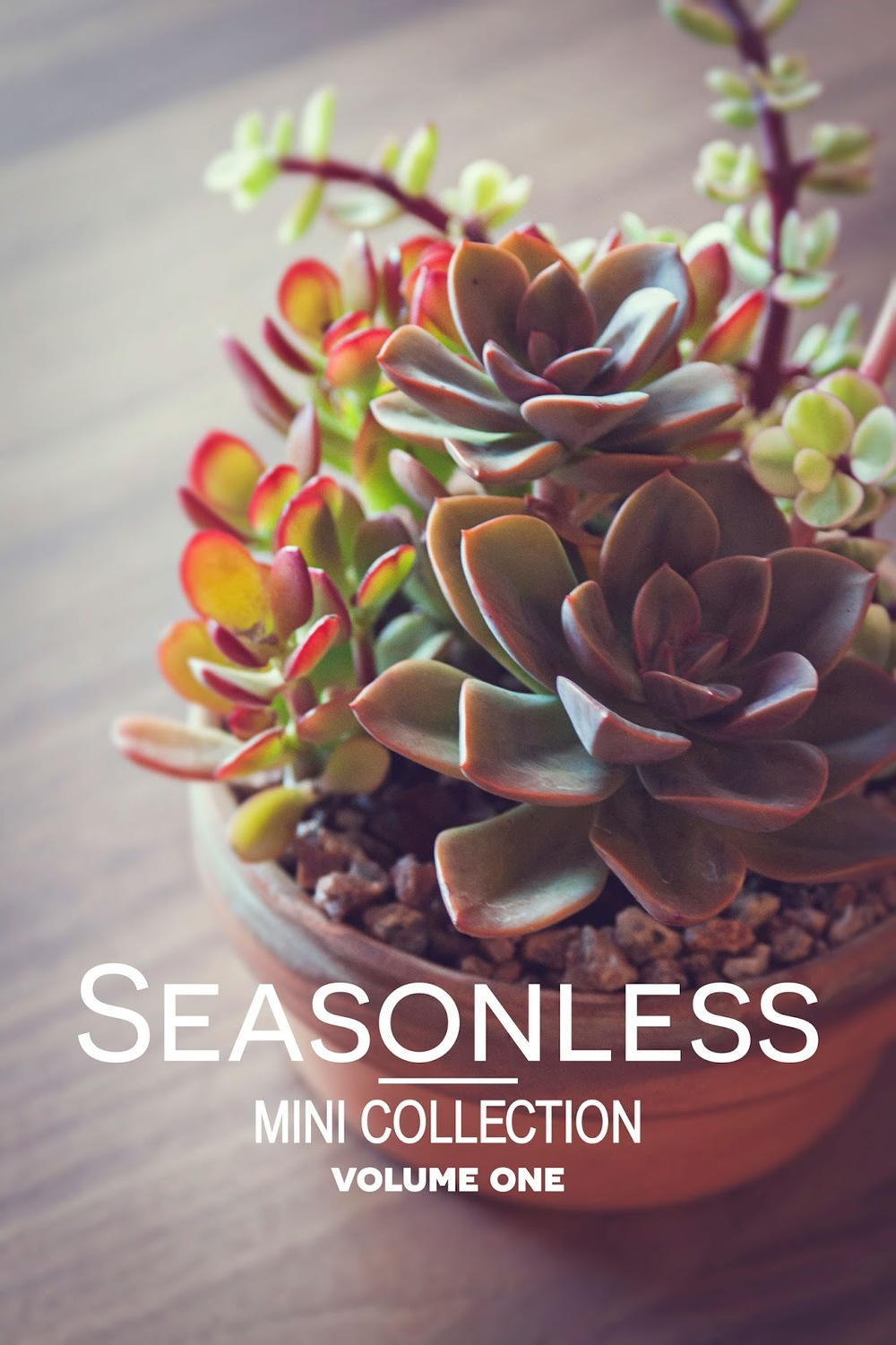 SEASONLESS | Mini Collection Volume One by Shannon Cook and Jane Richmond #seasonlessknits