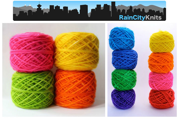 rain city knits