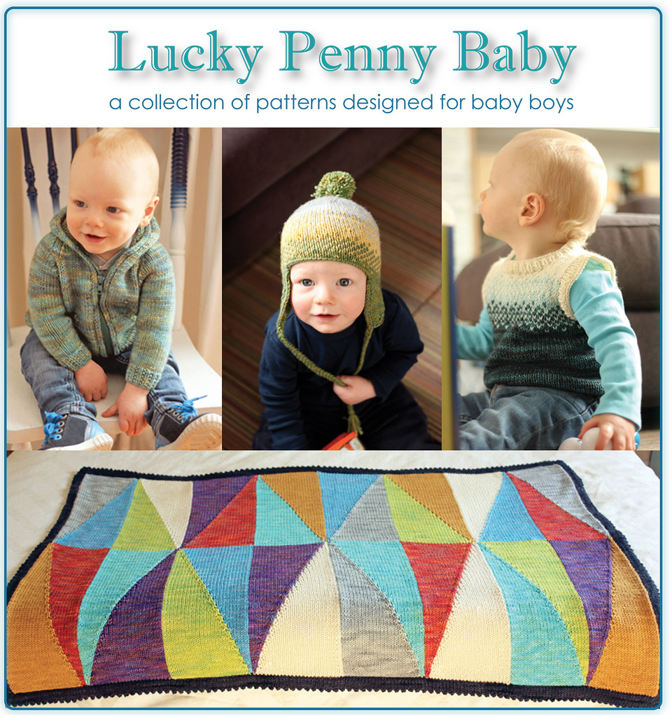 Lucky Penny Baby Collection from Tanis Fiber Arts