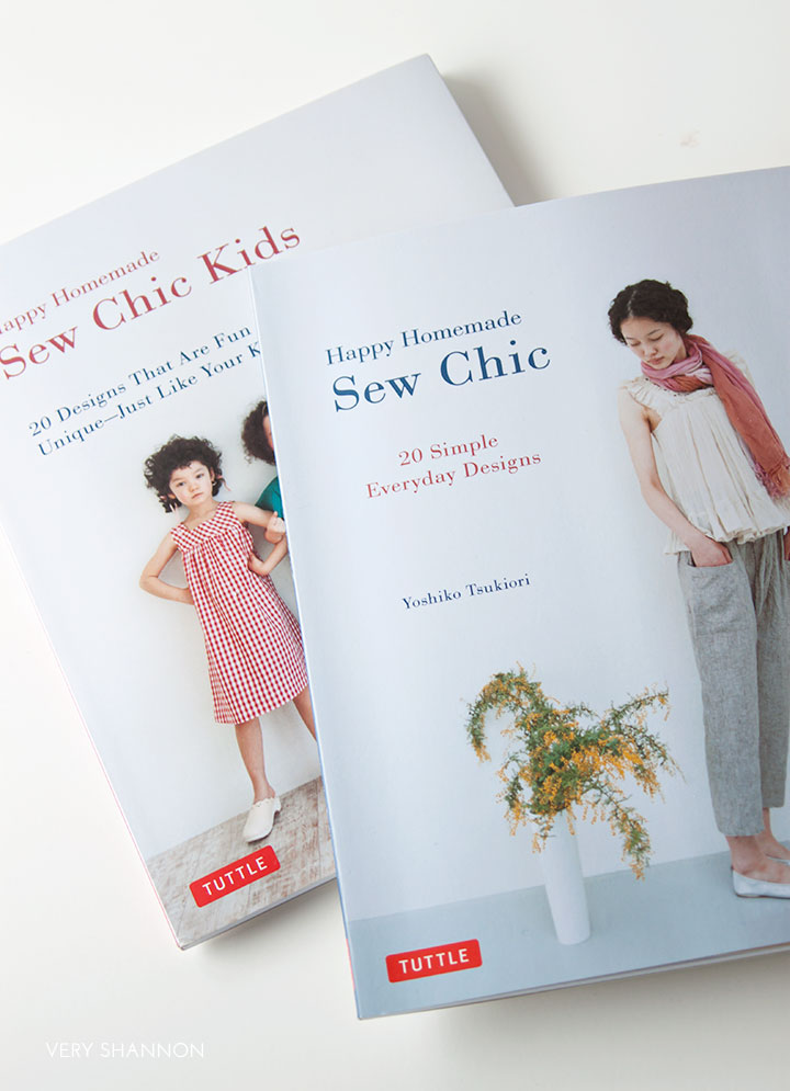 READING    HAPPY HOMEMADE SEW CHIC & SEW CHIC FOR KIDS BOOK REVIEW ...