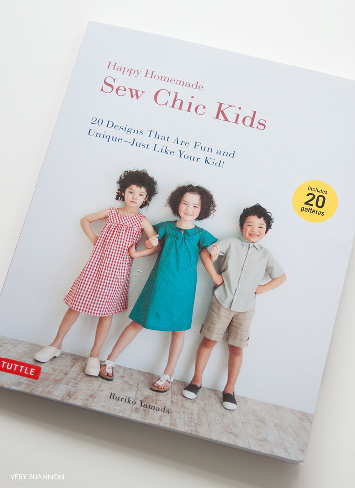 READING || HAPPY HOMEMADE SEW CHIC & SEW CHIC FOR KIDS BOOK REVIEW ...