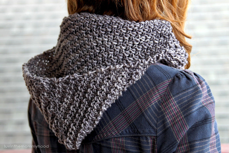 CAMILLE HOODED COWL || NEW PATTERN!! — VERY SHANNON