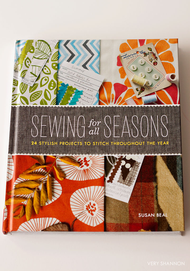 book review || sewing for all seasons on luvinthemommyhood.com