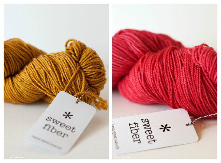 Sweet Fiber Yarns || luvinthemommyhood.com