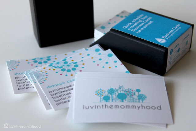 Moo Holiday Business Card Review Very Shannon