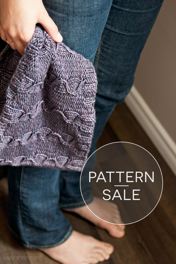Lansbury Cowl Pattern by Shannon Cook of VeryShannon.com